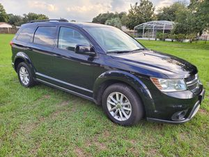 2016 Dodge Journey Auto 120k Miles 3er Seat Road Clean Title in Hands NO FEES for Sale in Kissimmee, FL