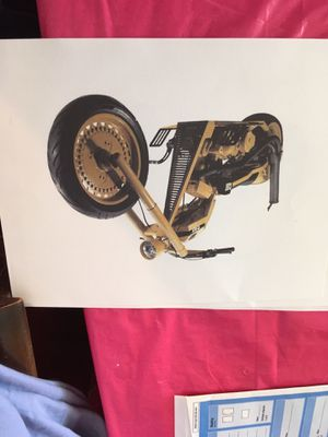 Pictures of Cat motorcycle for Sale in Peoria, IL