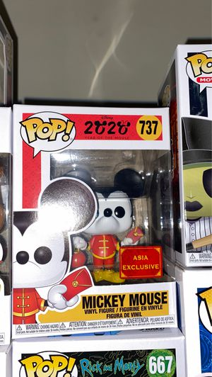 Funko pop Asia exclusive Disney Chinese lunar new year of the mouse Mickey for Sale in Hillsboro, OR