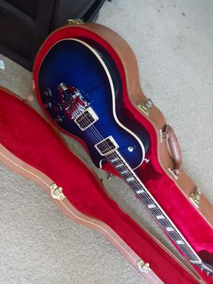 Blue Guitar 🎸 for Sale in Cleveland, OH