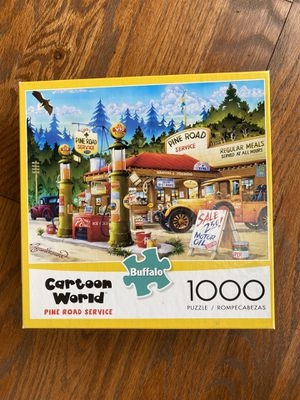 1,000 pieces puzzle for Sale in ASHBURN, VA