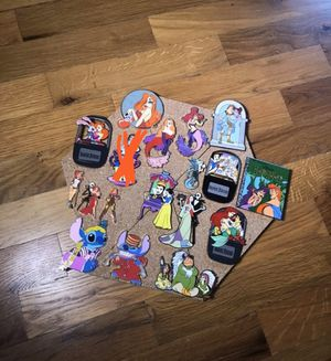 Create a bundle of Fantasy Pins for Sale in Scottsdale, AZ