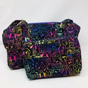 "Handmade Handbag / Purse "" Scratch Art Dogs"" for Sale in UT, US"