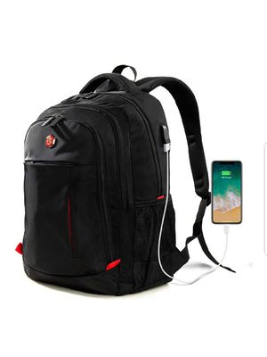 Laptop Backpack, Travel Waterproof Computer Bag for Women Men NEW High Quality for Sale in Silver Spring, MD