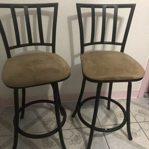 Bar Stools Swivel Chairs for Sale in Los Angeles, CA