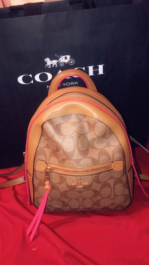 Coach backpack *new for Sale in Las Vegas, NV