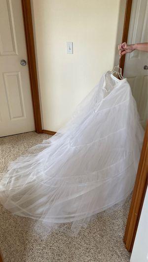 Wedding Dress Underskirt for Sale in Fife, WA