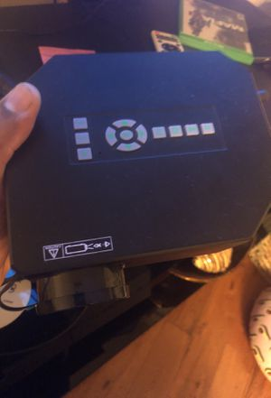 Projector with MHL cord for Sale in Oxon Hill, MD