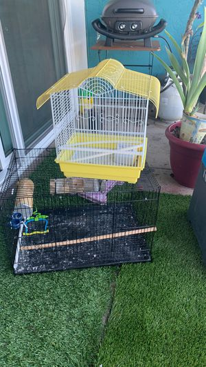 Bird cage for Sale in San Marcos, CA