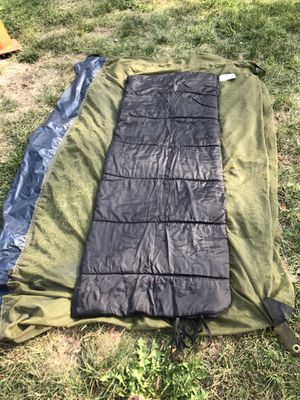 Mosquito netting personal tent OR sleeping bag for Sale in Des Plaines, IL