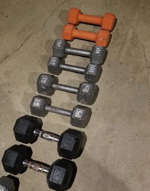 Dumbbell weights for Sale in NEW ALEXANDRI, PA