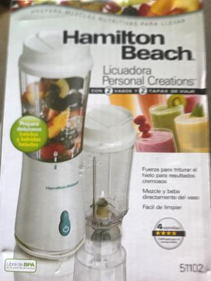 Hamilton Beach personal creations blender for Sale in Daniels, WV