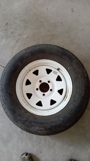 "15"" Tire Rim for Sale in Delanson, NY"