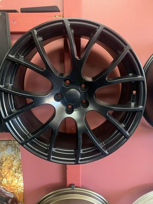 Hellcat Replica Wheels HJ7H for Sale in Grand Prairie, TX