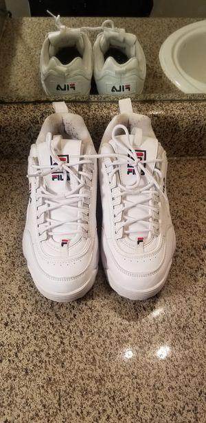 Men's Fils Sneaker Size 9.5 for Sale in Fort Worth, TX