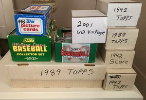 Large Lot of NM Baseball Cards - Mostly Commons - CHEAP for Sale in Clermont, FL