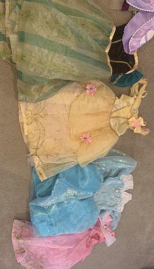 Disney store princess dresses for Sale in FL, US