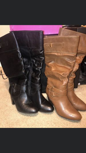 Boots $5 each for Sale in Lodi, CA