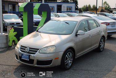 2006 Volkswagen Jetta Sedan for Sale in Everett,  WA