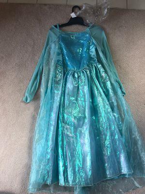 Girls Disney Frozen Elsa dress for Sale in Naperville, IL