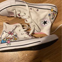 Hello Kitty Converse for Sale in Smyrna,  TN