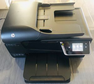 HP Officejet 6600 all-in-one wireless printer for Sale in Flower Mound, TX