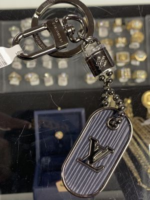 Louis Vuitton Dog Tag Bag Charm for Sale in Las Vegas, NV