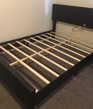 Brand new full size platform bed frame for Sale in Silver Spring, MD