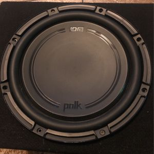"Polk Audio 12"" for Sale in Vista, CA"