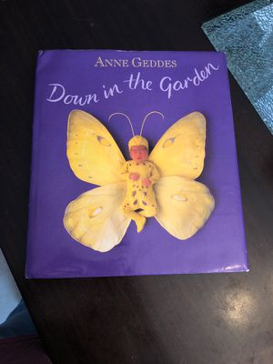 Anne goddess down in the garden book for Sale in Fort Myers, FL
