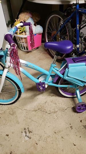 """16"""" Like New Journey Girls Bike for Sale in West Mifflin, PA"""