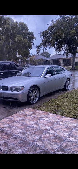 2003 Bmw 745 li for Sale in Miami, FL