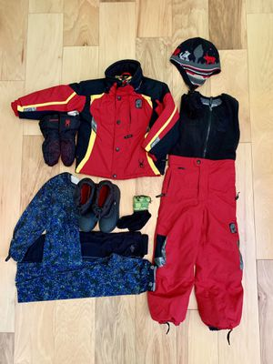 Complete ski outfit for kids for Sale in Miami, FL
