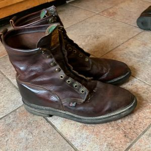 Justin Work Boots Size 11d for Sale in Chesapeake, VA