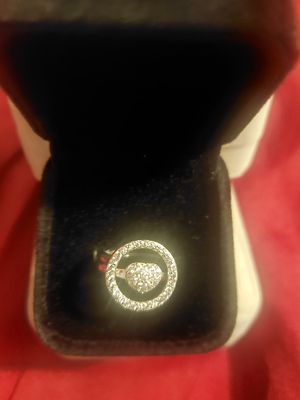 Diamond Heart Ring set for Sale in Columbia, MO