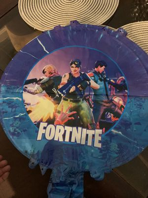 Fortnite balloons for Sale in Tampa, FL