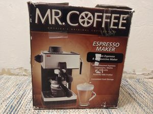 Mr. Coffee Espresso Maker for Sale in Norman, OK