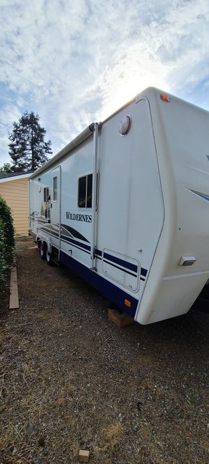 2007 wilderness 27ft travel trailer for Sale in Gold Bar, WA