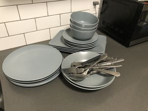 Ikea dishes and glasses for Sale in Seattle, WA