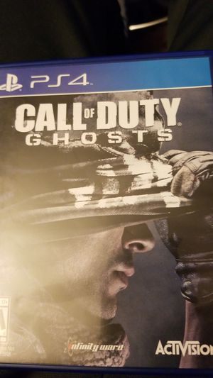 Call of duty ghosts for Sale in Vancouver, WA