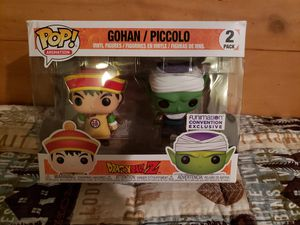 Funko Pop DragonBall Z Gohan & Piccolo for Sale in Philadelphia, PA