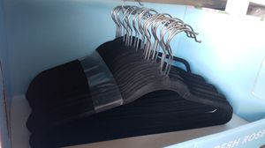 Non slip hangers 38 for Sale in Pompano Beach, FL