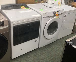 GAS DRYERS LIQUIDATION SALE 8V0NK for Sale in Houston, TX