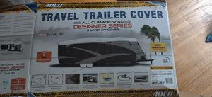 (2) ADCO All Climate + Wind Designer Tyvek Cover for Sale in Aurora, IL
