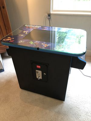 Classic Video Arcade Table (48) Games (2) Players for Sale in Chagrin Falls, OH