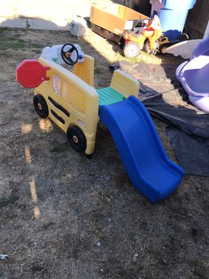 STED TWO BUS 🚌 DRIVER SLIDE for Sale in Tacoma, WA
