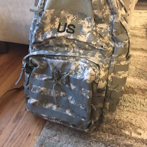 Medium MOLLE Rucksack for Sale in Vancouver, WA