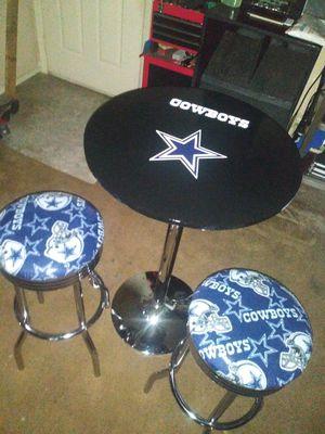 Table 2 stools$120 for Sale in Schertz, TX