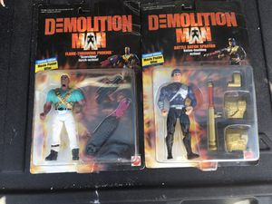 Vintage Demolition Action Figure Toy Collectibles for Sale in El Paso, TX