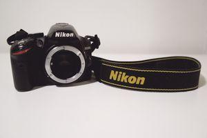Nikon D3200 (DSLR/Digital Camera) for Sale in Washington, DC